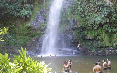 Cachoeira Pé da Serra