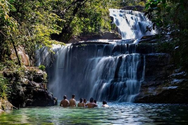 Complexo de Cachoeiras do Bateia